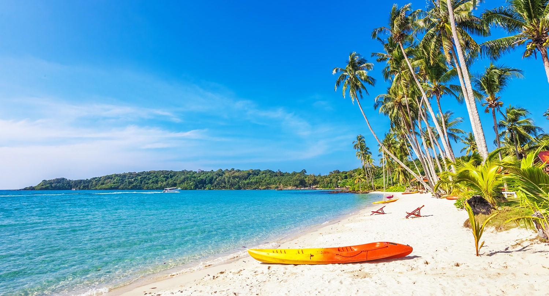 5 bãi biển đẹp nhất Phú Quốc