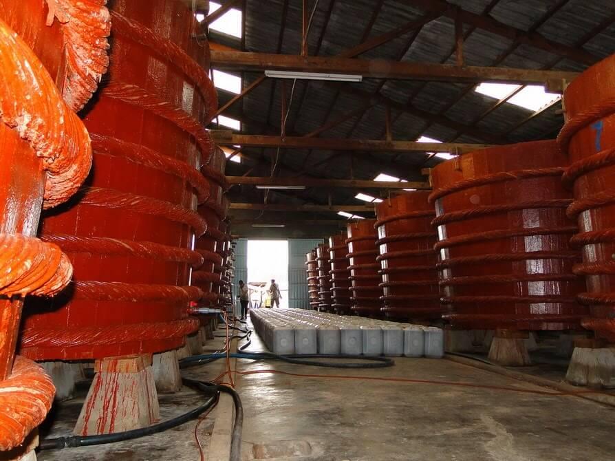 Thăm những nhà thùng nước mắm ở Phú Quốc