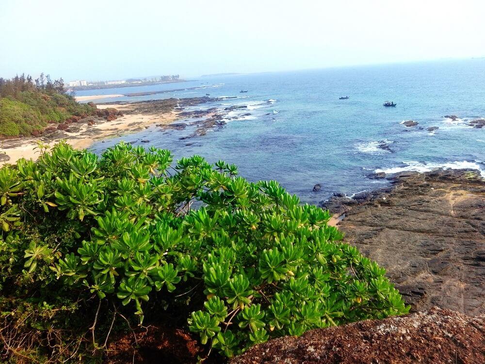 biển bãi rạng