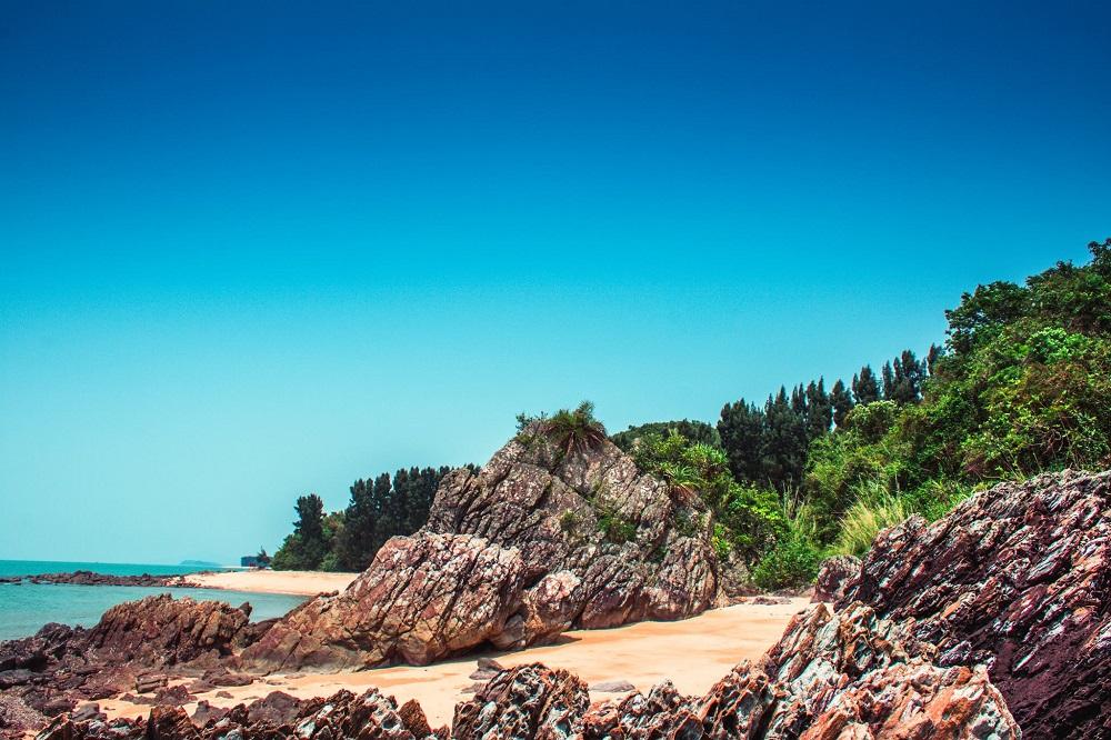 Du lịch đảo Cái Chiên - Móng Cái