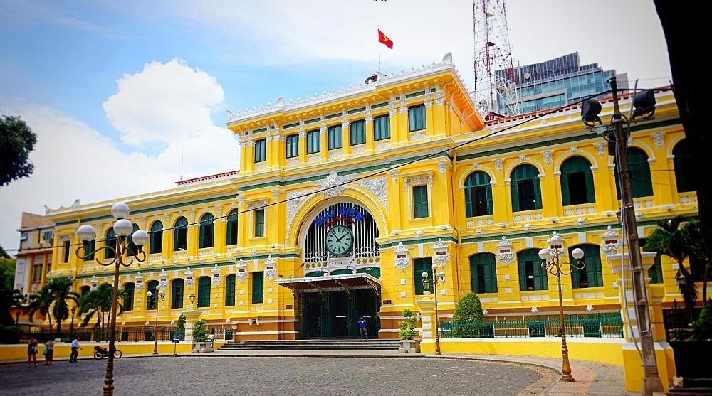 Tour ghép Sài Gòn City 1 ngày