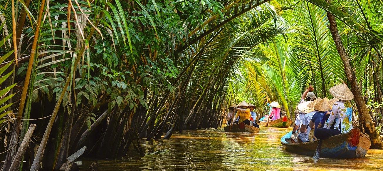 Tour ghép Sài Gòn - địa đảo Củ Chi - Mỹ Tho - Bến Tre 3 ngày