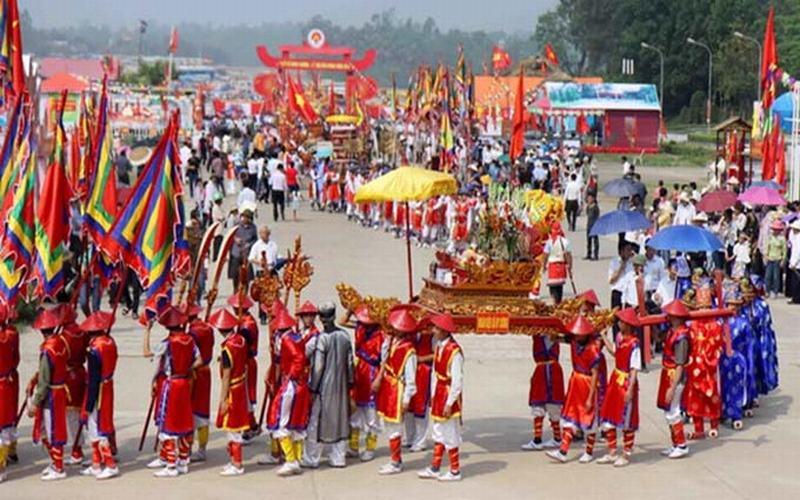 7 lễ hội ở Thái Bình đáng tham quan và trải nghiệm