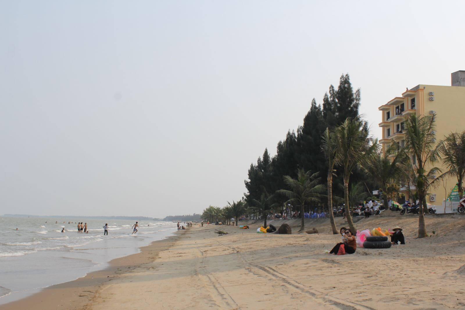 Tour biển Hải Tiến 2 ngày - Team building