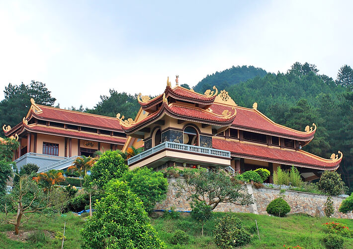Tour ghép Tây Thiên – Tam Đảo 1 ngày