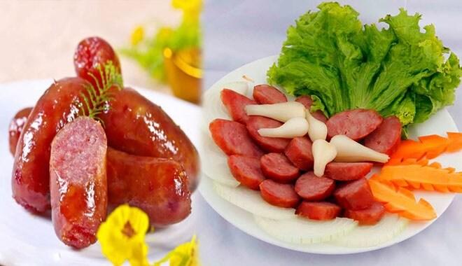 6 Món ăn cổ truyền trong mâm lễ ngày Tết ở miền Nam