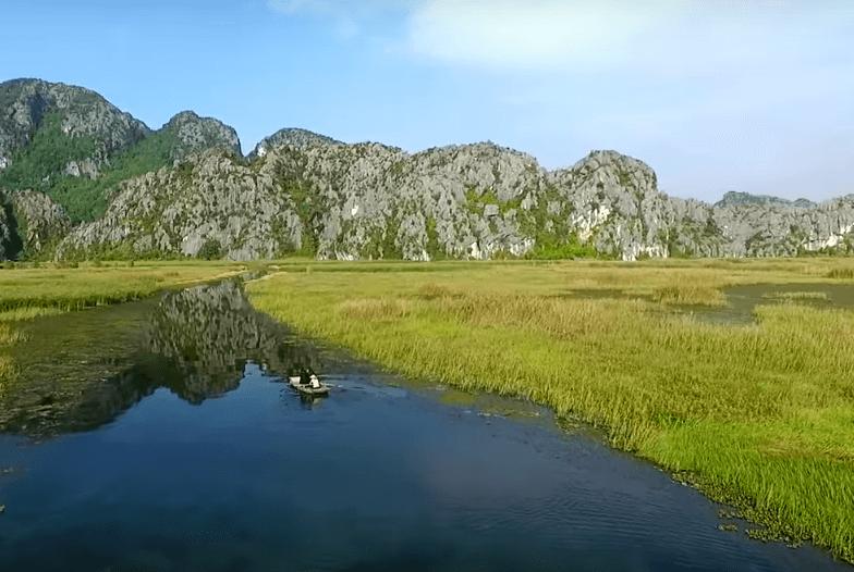 Khám phá khu du lịch sinh thái ngập nước Vân Long