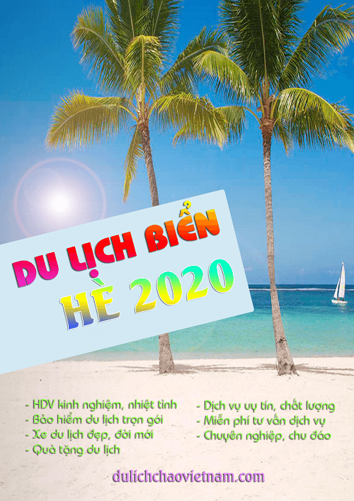 du lịch biển đảo hè 2019